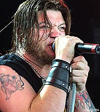 Drowningpool singer Dave Williams