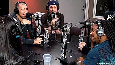 "The Sevendust Interview — ""Creep Show'"