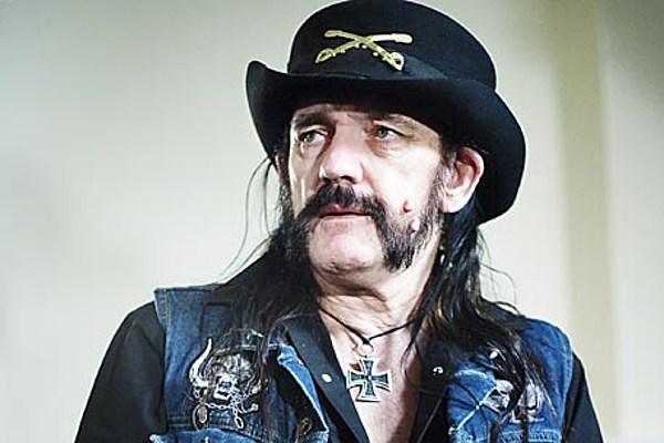 Motorhead S Lemmy Kilmister Talks Documentary Never