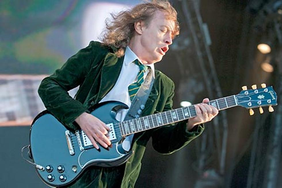 AC/DC's Angus Young Reveals the Key to Band's Longevity