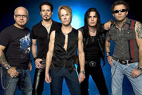 warrant to release new album with new singer. Black Bedroom Furniture Sets. Home Design Ideas