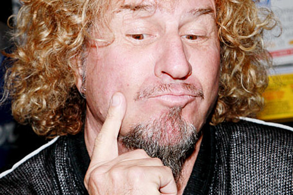 Sammy Hagar Suggests New Van Halen Songs Are Recycled