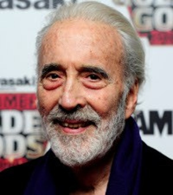 Sir Christopher Lee He...