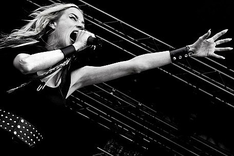 Huntress Spell Eater Huntress Vocalist Jill...