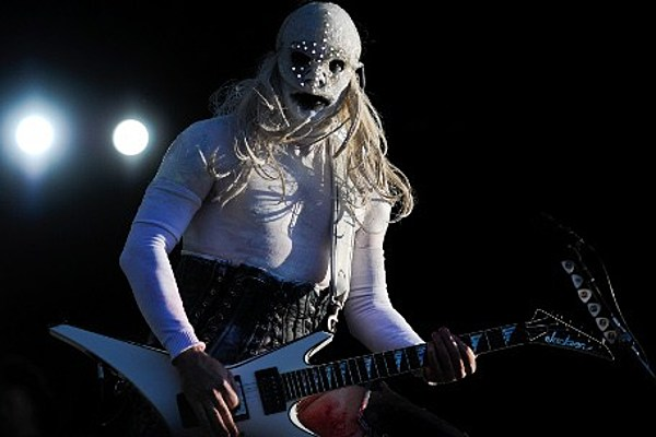 Wes Borland on Opening for Himself With Black Light Burns ...