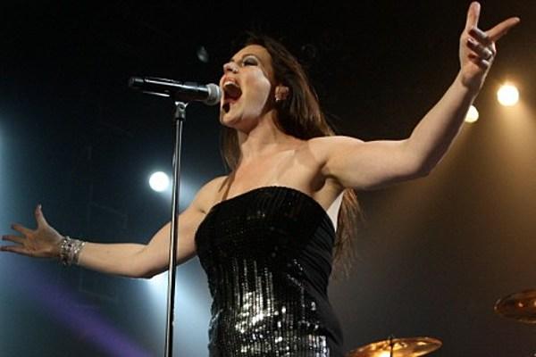 Nightwish deliver soaring performance with floor jansen on for Floor nightwish