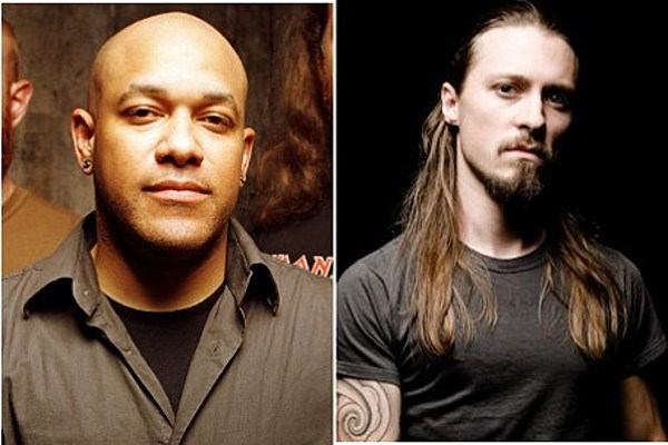 former killswitch engage frontman comments on his new band