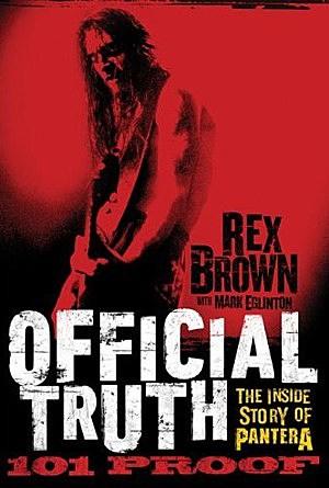 Rex Brown Book : ex pantera bassist rex brown says he isn t worried about outing anyone in his upcoming ~ Vivirlamusica.com Haus und Dekorationen