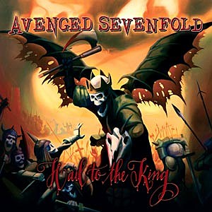 A7X All Hail the King
