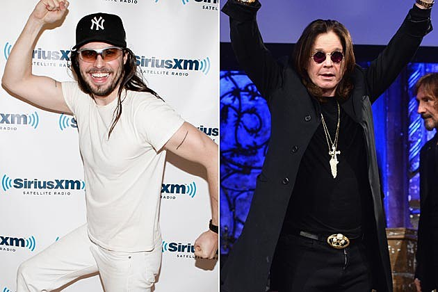 Andrew W.K. Black Sabbath Tour