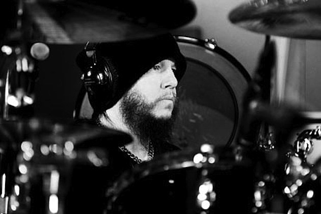 Joey Jordison Scar the Martyr