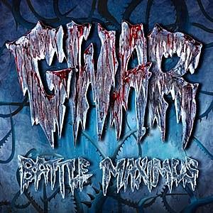 GWAR Battle Maximus