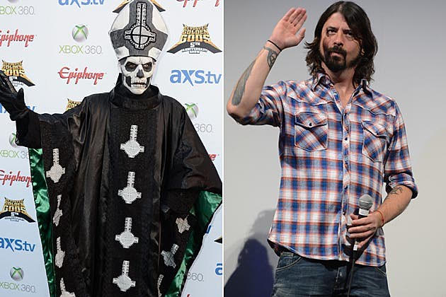 Ghost B.C Dave Grohl