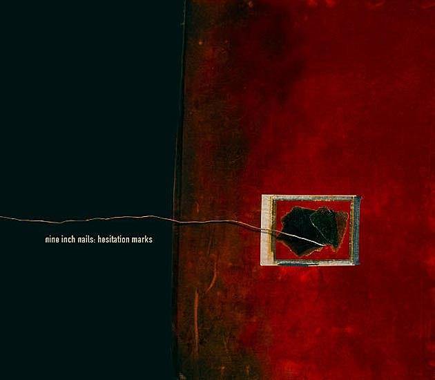 NIN Hesitation Marks CD Cover