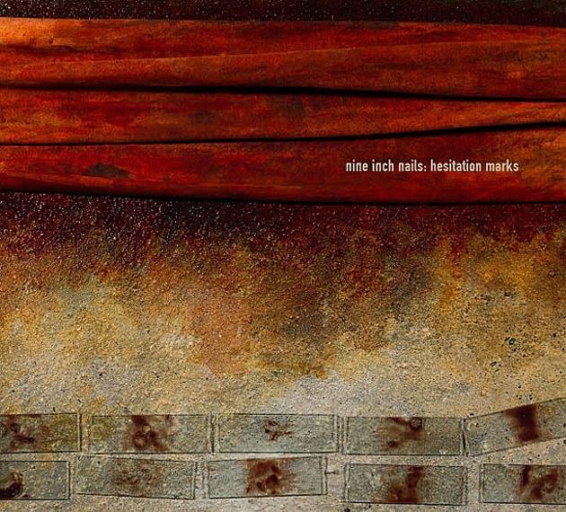 NIN Hesitation Marks Deluxe Cover
