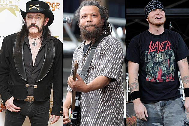 Lemmy Bad Brains Hatebreed