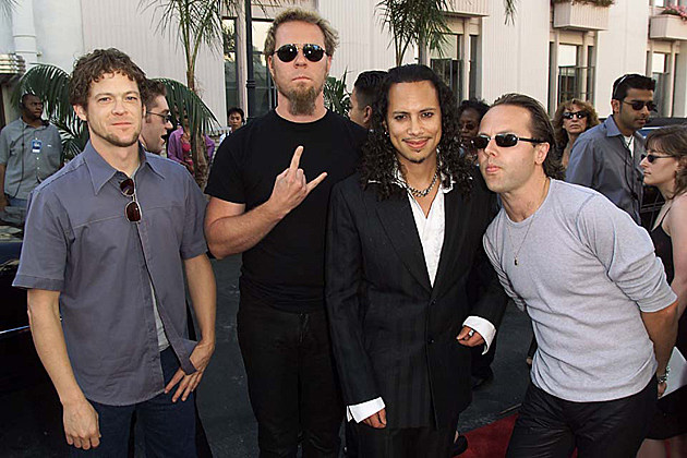 metallica 25th anniversary