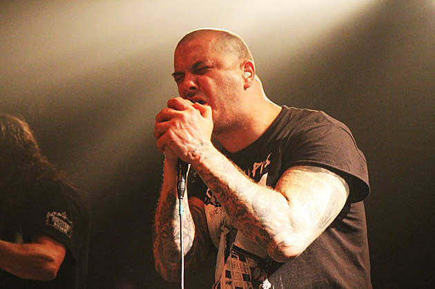 Phil Anselmo & The Illegals