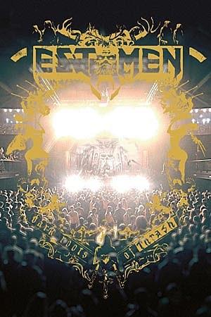 Testament Dark Roots of Thrash DVD