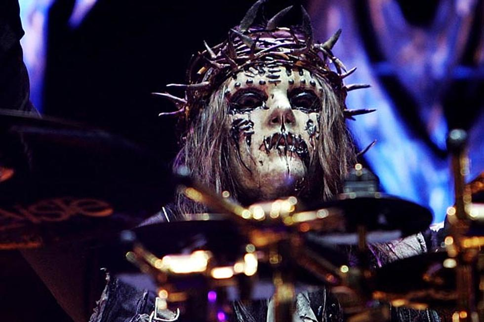 Joey Jordison Says He's Always Writing New Music for Slipknot
