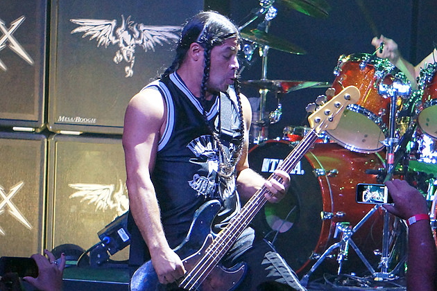 Metallica Robert Trujillo