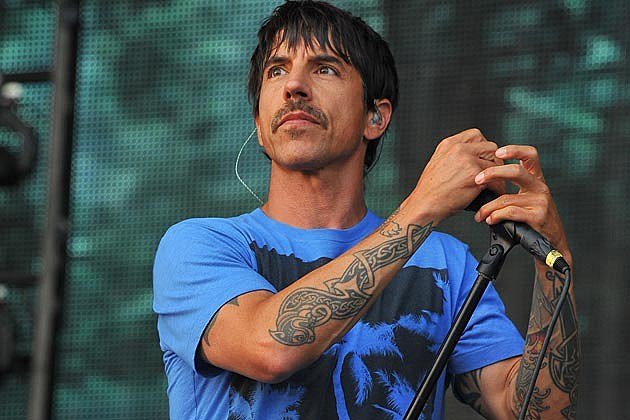 10 Intriguing Facts About Red Hot Chili Peppers' Anthony ...