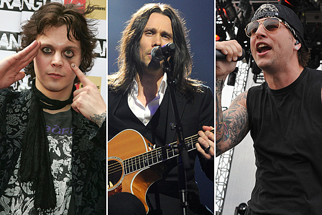 HIM Alter Bridge Avenged Sevenfold