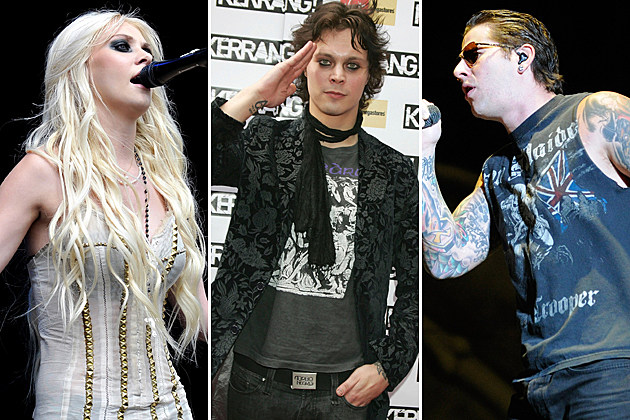 Pretty Reckless HIM Avenged Sevenfold