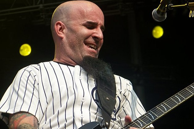 Anthrax Scott Ian