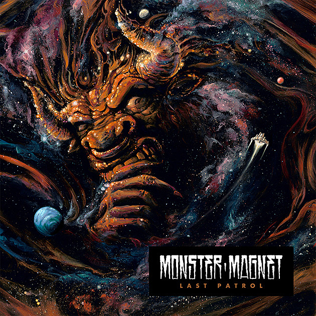 Monster Magnet - 'Last Patrol' - Vinyl Creep