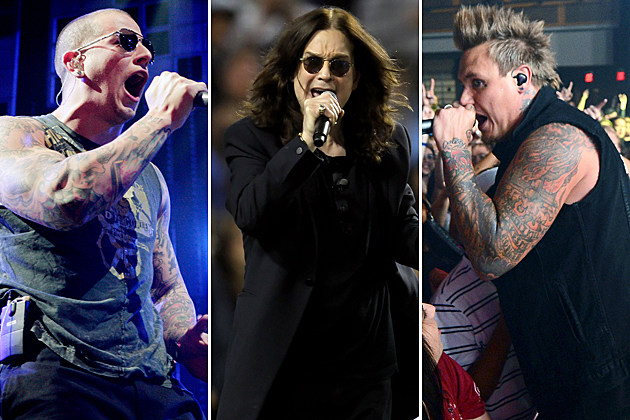 Avenged Sevenfold Black Sabbath Papa Roach