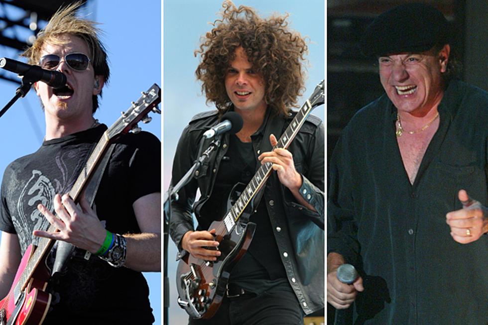 10 Best Australian Hard Rock Bands