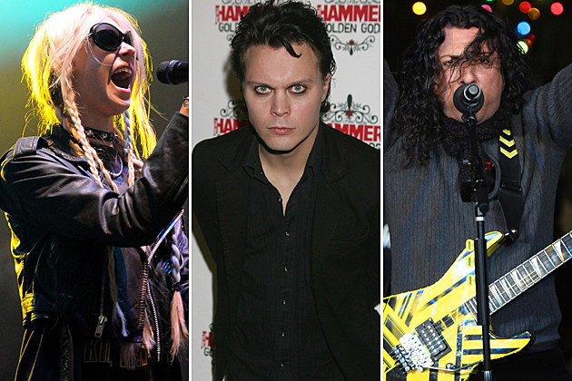 The Pretty Reckless HIM Stryper