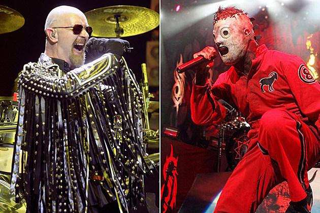 Judas Priest Slipknot