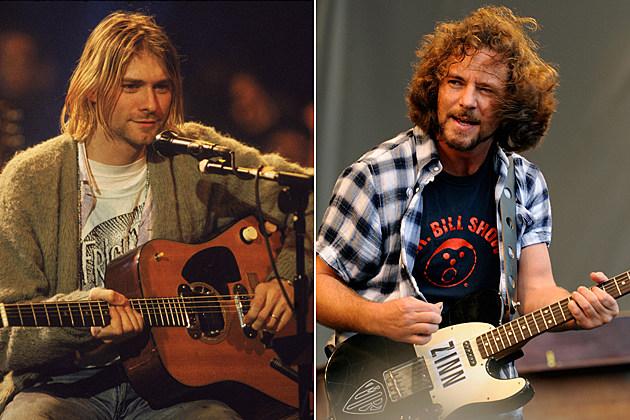 Nirvana Pearl Jam
