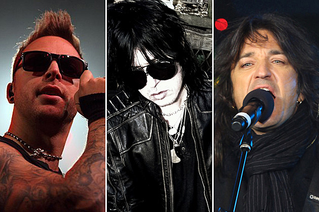 Bullet for My Valentine Tom Keifer Stryper
