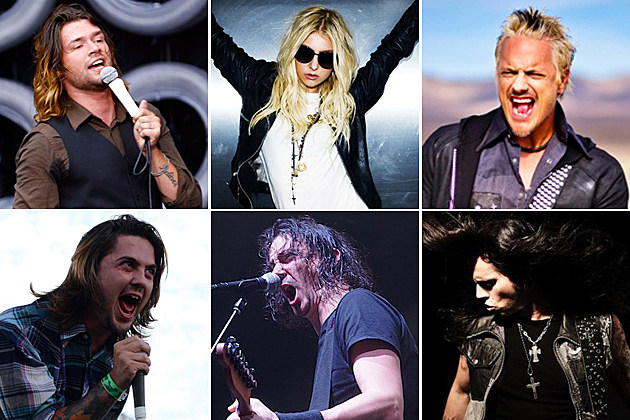 Taking Back Sunday The Pretty Reckless Fuel Finch Gojira Gus G
