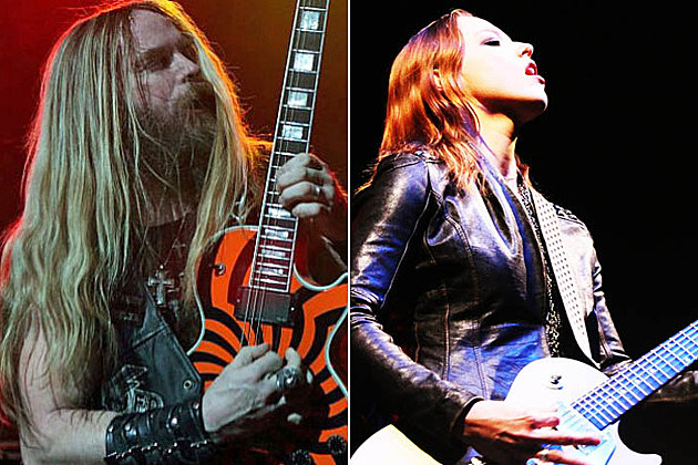 Black Label Society Lzzy Hale